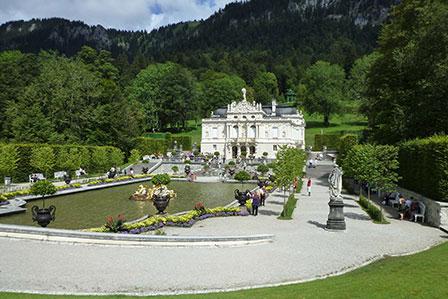 Königsschloss Linderhof